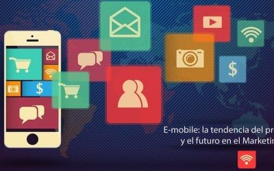 E-mobile: la tendencia del presente y el futuro en el Marketing