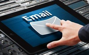 Email marketing. El diseño es vital para su correcta visualización.