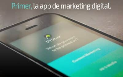 La nueva apuesta de Google, Primer la app de marketing digital