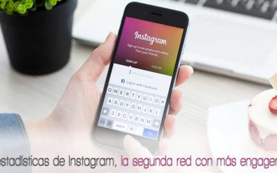 Instagram, 30 estadísticas de la segunda red con más engagement