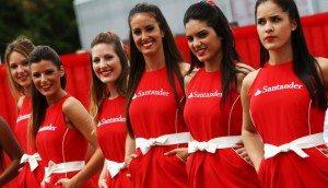 Las azafatas en España están capacitadas para atender grandes eventos publicitarios