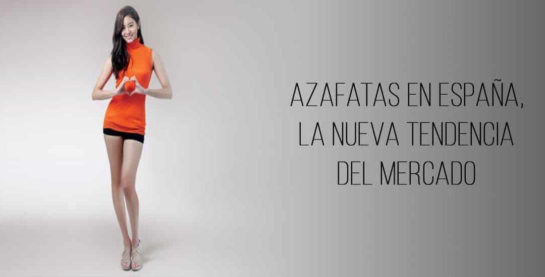 Azafatas en España: la nueva tendencia en el mercado