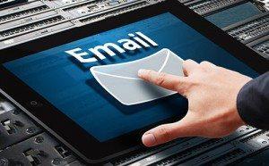 Email marketing. El diseño es vital para su correcta visualización.
