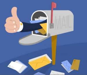 Email marketing, una estrategia que reúne a más del 90% de la población.