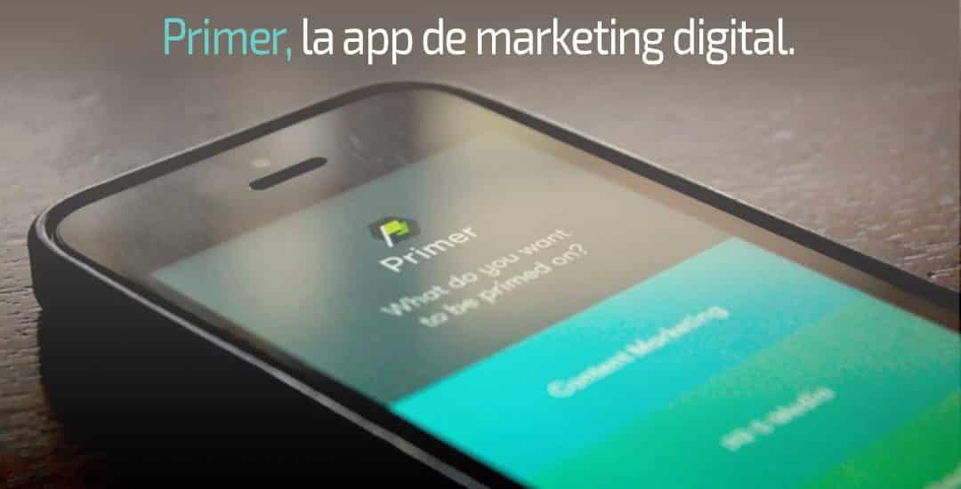 La nueva apuesta de Google, Primer la app de marketing digital
