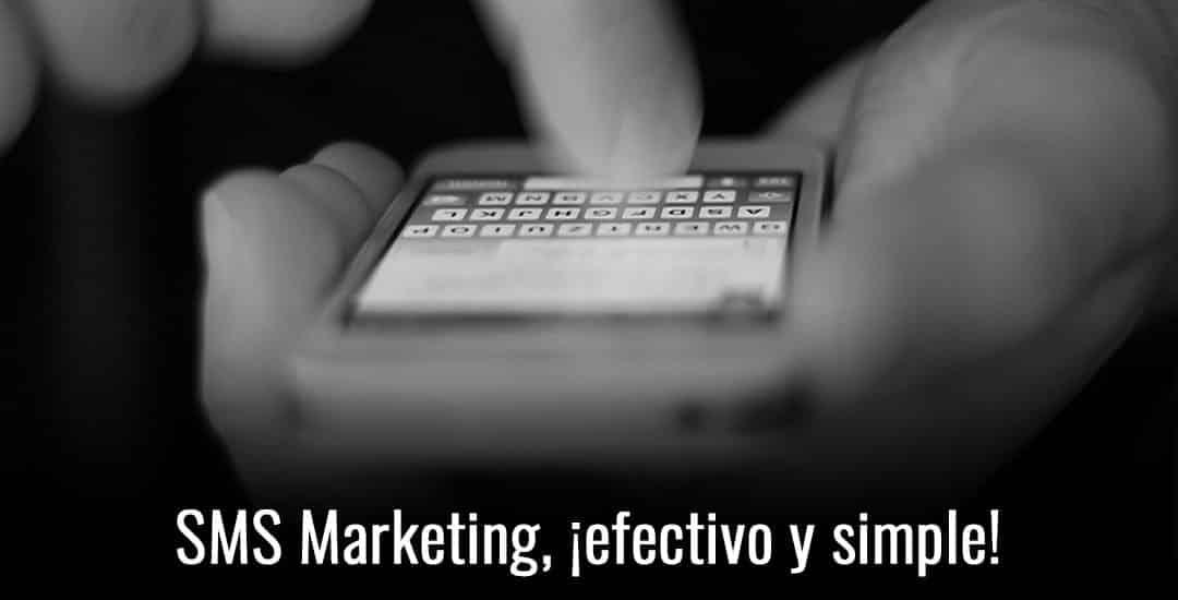 SMS marketing una estrategia de promoción móvil