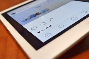 El numero de usuarios que interactua es una de las principales estadísticas de Instagram