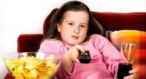 marketing y la obesidad. Tema de conciencia y autocontrol.