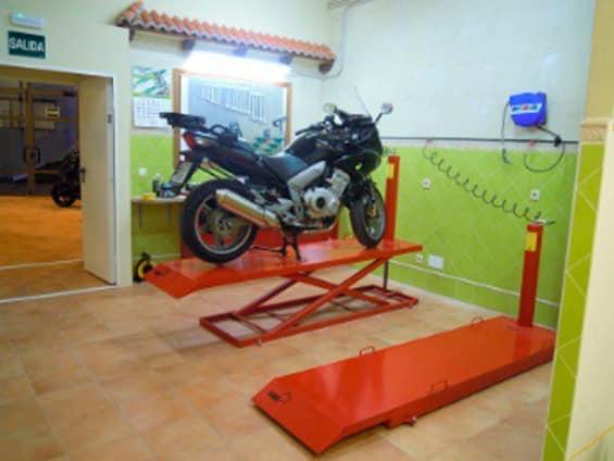 Taller de motos en Majadahonda y Las Rozas
