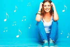 Musicoterapia, excelente para relajar...