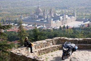 España ofrece excelentes rutas para los amantes de las motocicletas...