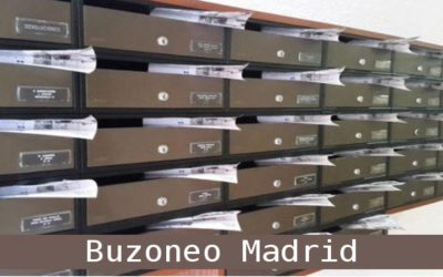 Beneficios del buzoneo Madrid para las pequeñas empresas