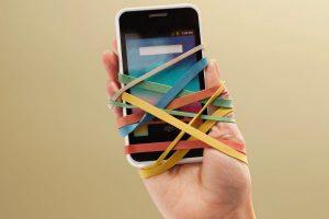 El uso de móviles sigue en ascenso, ya es parte de nuestras vidas.