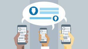 Los chats aportan a las empresas canales directos de comunicación.