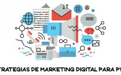 Estrategias de marketing digital para PyME