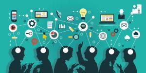 El marketing viral ayuda a las marcas a impulsarse por medio de los seguidores, son ellos quienes hacen la difusión.