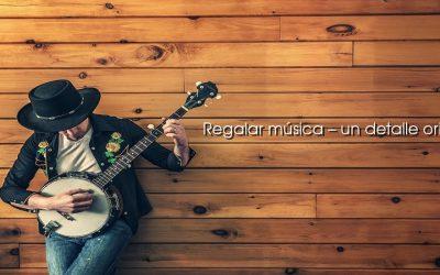 Regalar música – un detalle original para personas especiales
